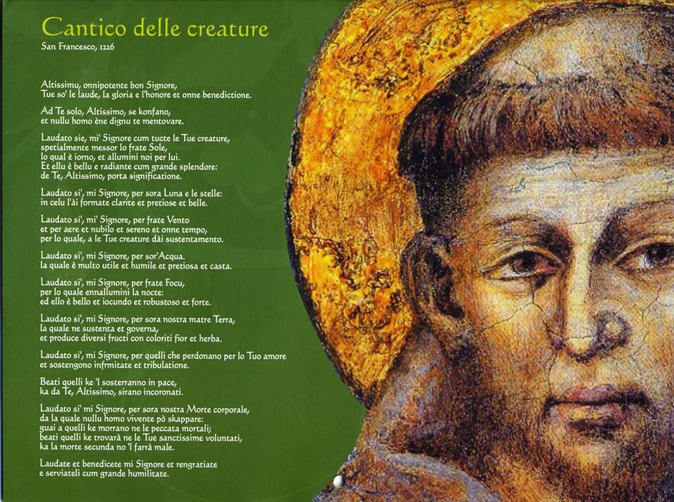 abbastanza San Francesco e il Cantico delle creature | Vito Mancuso PU19