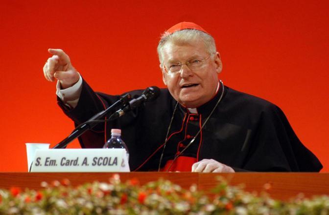 Il cardinale Scola nuovo Arcivescovo di Milano