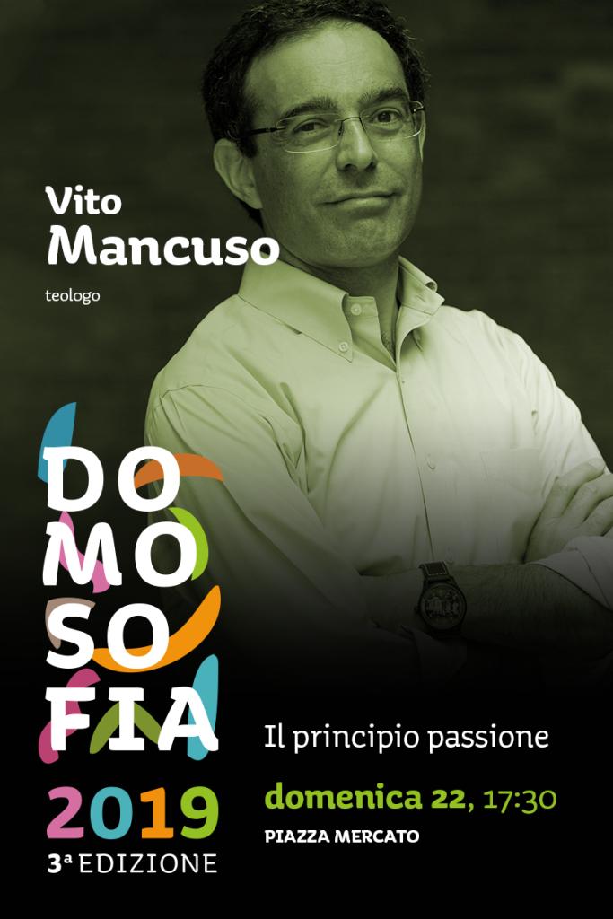 Locandina Mancuso Domosofia 2019