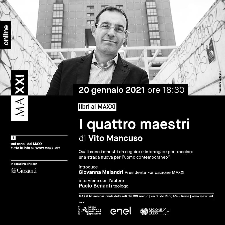 INVITO_Libri al MAXXI_Vito Mancuso